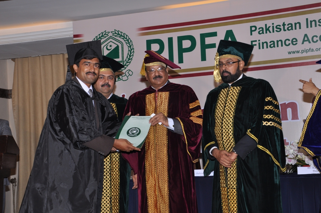 2nd Graduation Ceremony at Lahore