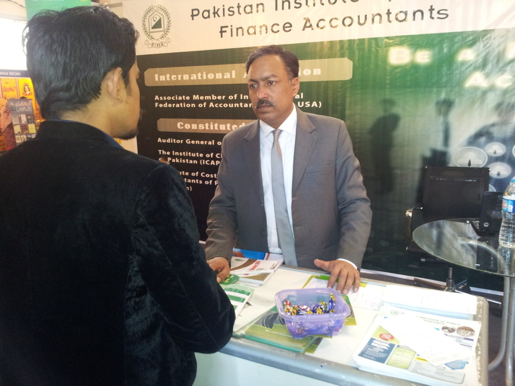 Academic, Technical and Professional Education Expo at Lahore