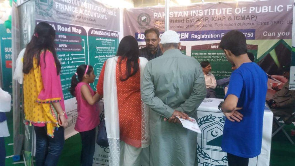 Education Expo 2019 (Lahore)