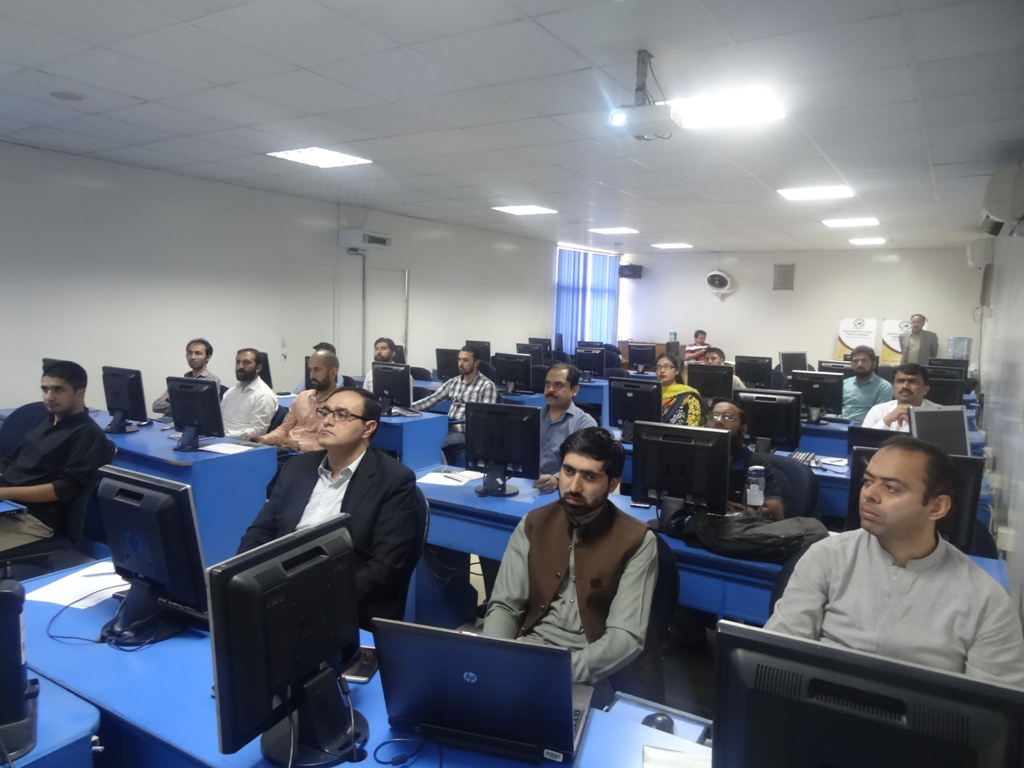 Full Day Workshop on Excel - The Possibilities - PIPFA Islamabad