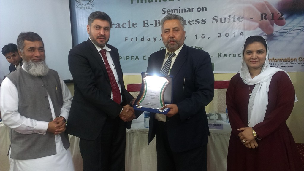 Karachi – Seminar on Oracle E Business Suite R12
