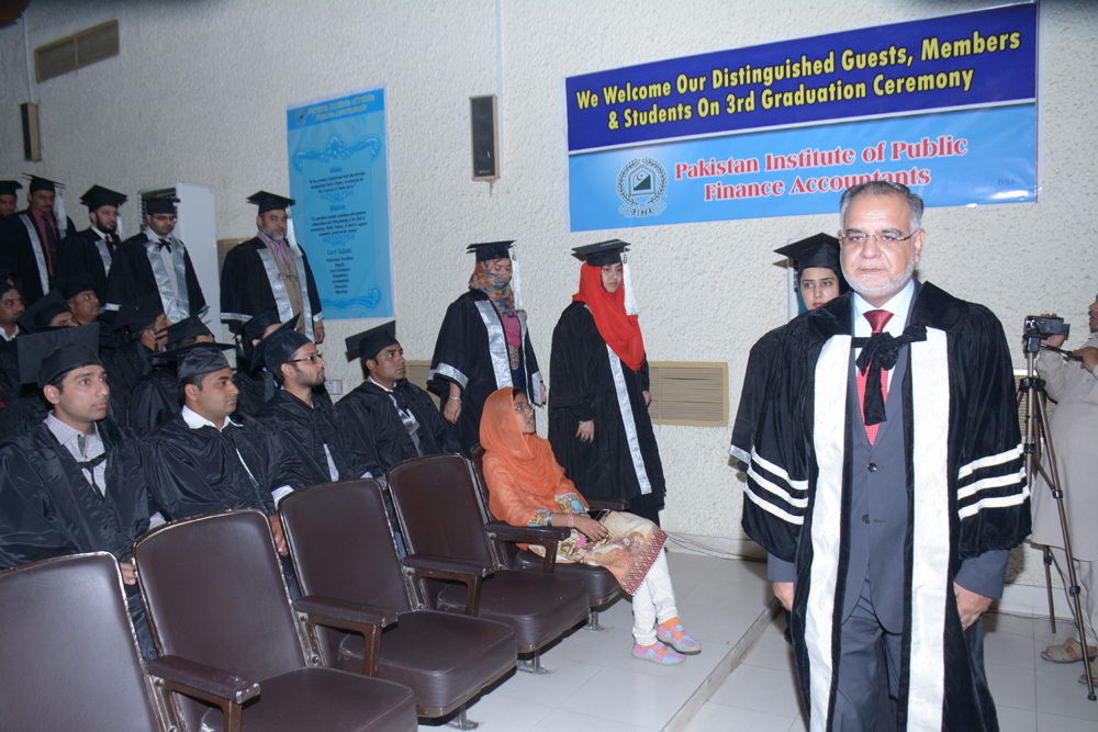 PIPFA 3rd Convocation 2017