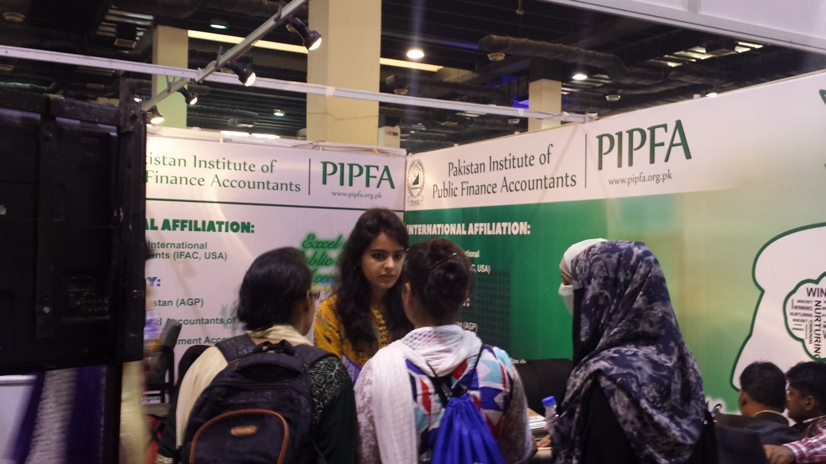 "PIPFA PARTICPATES in ""THE NEWS EDUCATION EXPO"""