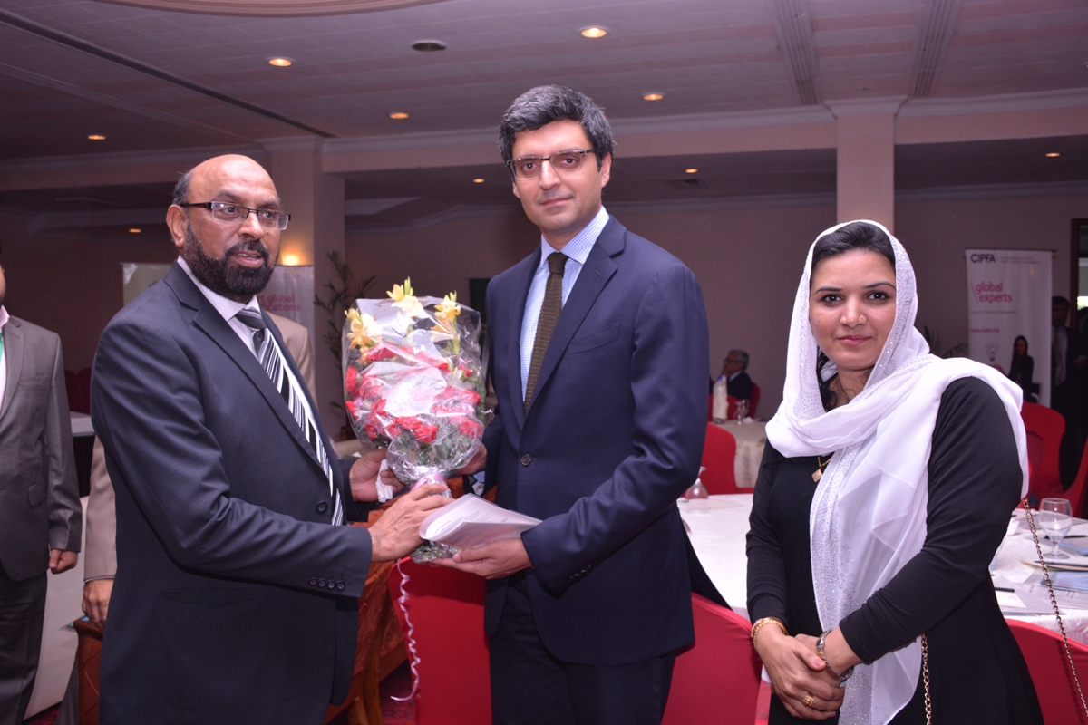 PIPFA and CIPFA sign MoU to jointly strengthen public financial management in Pakistan