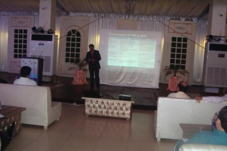 "Seminar on ""ERP Vs BPR What Comes First """