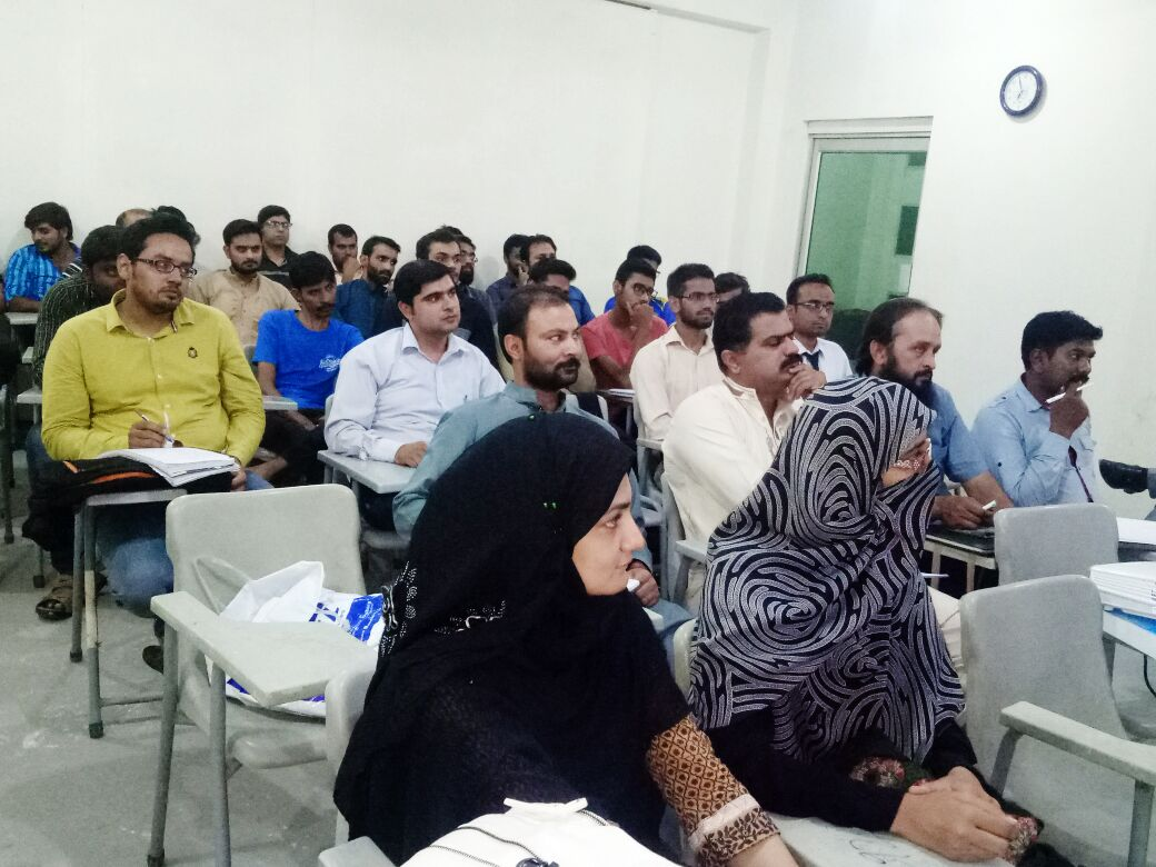 Seminar on Examination Techniques - PIPFA Faisalabad Center