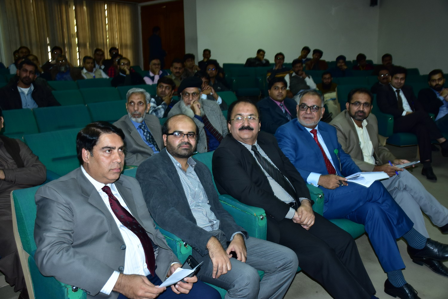 Seminar on Taxation for Starups & Consultancy Services in Pakistan, PIPFA Faisalabad